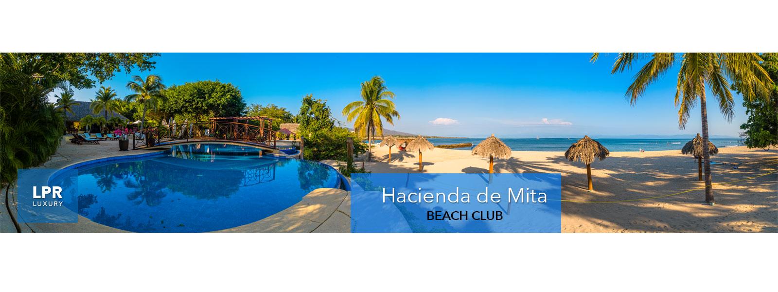 Hacienda De Mita Beach Club Luxury Punta Mexico Condos For And