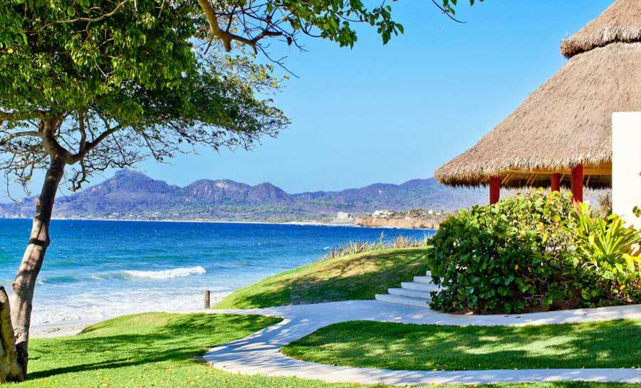 Kupuri Beach Club Punta Mita Resort Mexico