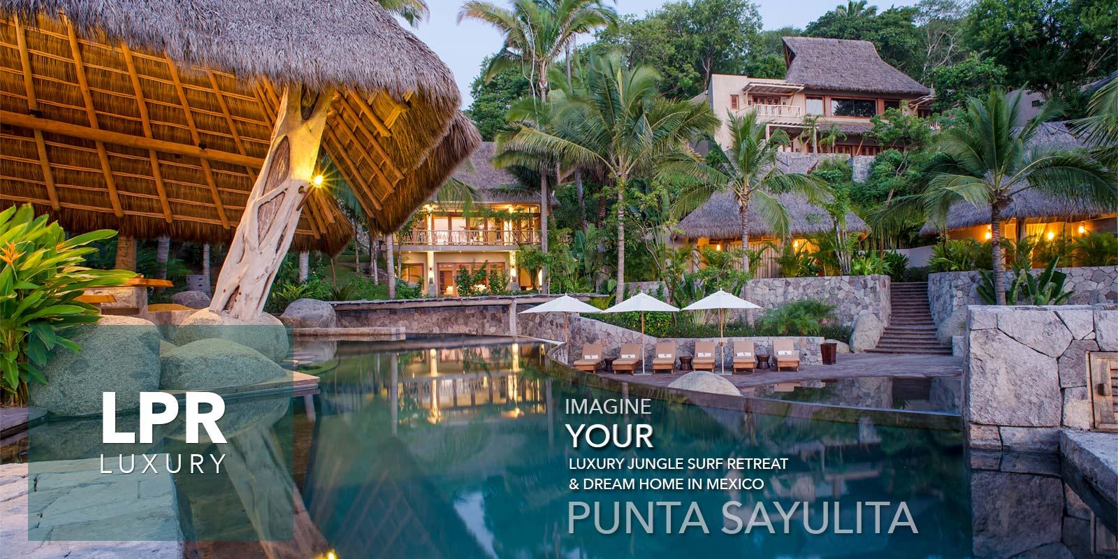 Punta Sayulita Luxury Real Estate And Vacation Als Riviera Nayarit Mexico